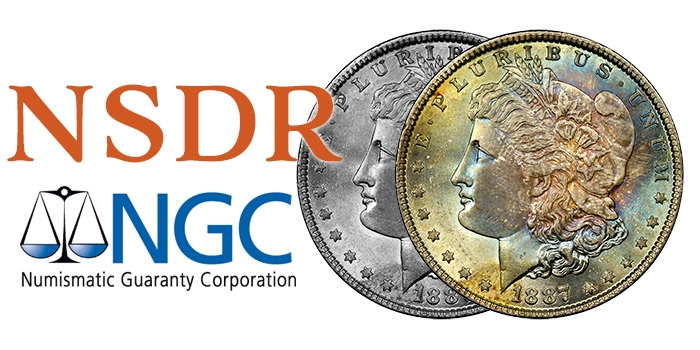 NGC Named Official Grading Service Of National Silver Dollar Roundtable
